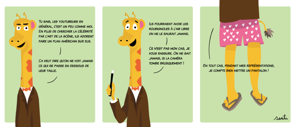strip-leo-la-girafe-2-youtubeurs